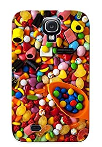 Exultantor Top Quality Case Cover For Galaxy S4 Case With Nice Sweet Candy Appearance