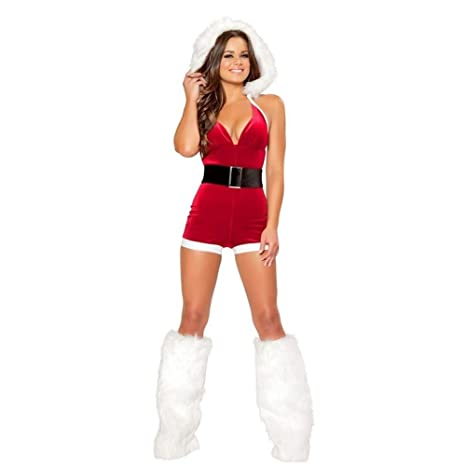 Olydmsky Trajes de Navidad Adulto,Europea y Americana de ...