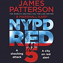 NYPD Red 5 Audiobook by James Patterson Narrated by Edoardo Ballerini