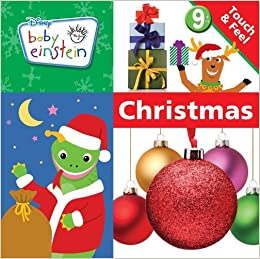 Baby Einstein: Touch and Feel Christmas (A Touch-and-feel Book ...