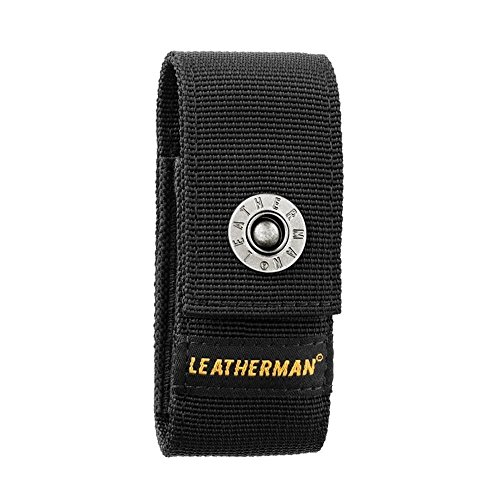 Leatherman 832695 Wave Plus Black & Silver Limited Edition with Premium Nylon Sheath by LEATHERMAN (Image #2)
