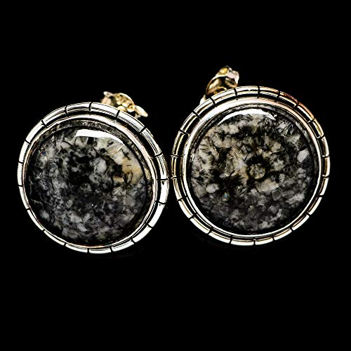 Ana Silver Co Pinolith Jasper Earrings 1