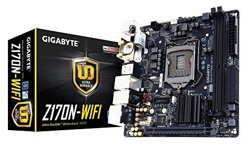 12. Gigabyte GA-Z170N-WIFI Motherboard
