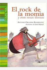 El rock de la momia (Spanish Edition) Paperback
