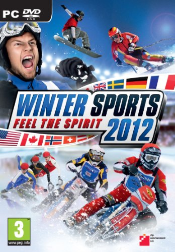 Winter Sports 2012 (PC DVD)