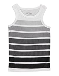 "Galaxy by Harvic Big Boys' ""Vanishing"" Tank Top"