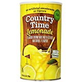Country Time Lemonade Drink Mix, 82.5-Ounce
