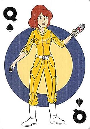 April ONeil trading playing card Teenage Mutant Ninja ...