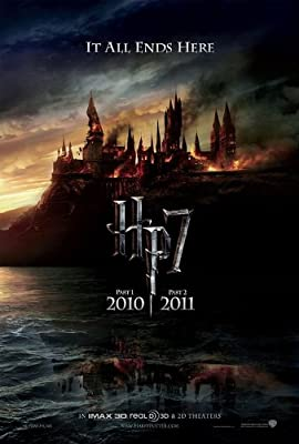 Amazon.com: Harry Potter and the Deathly hallows : Part ...
