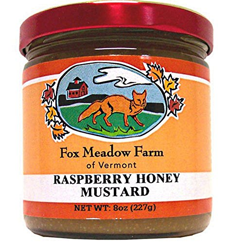 Fox Meadow Farm Raspberry Honey Mustard