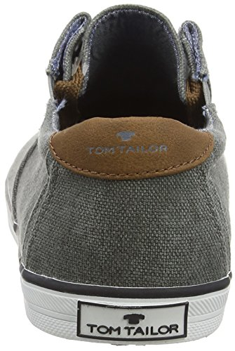 Gris D'hommes Tailleur gris Tom Hommes Chaussures Espadrille qXwcfpEB