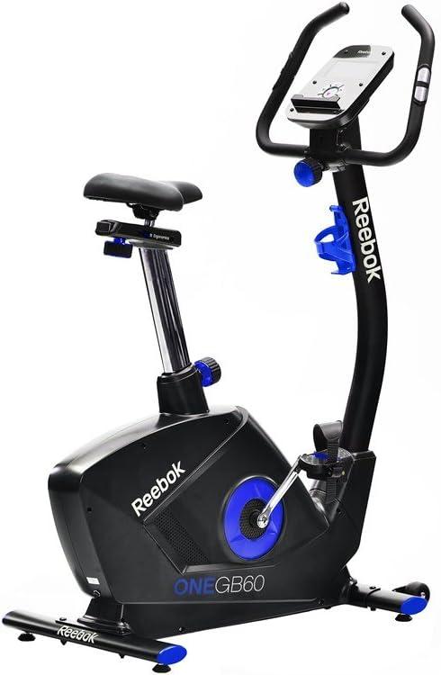Bicicleta estática Reebok GB60 vs, esterilla para, 3216: Amazon.es: Deportes y aire libre