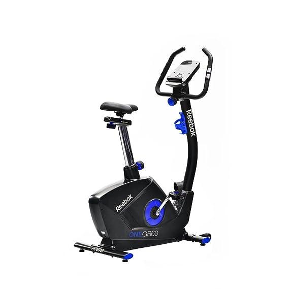 Bicicleta estática Reebok GB60 vs, esterilla para, 3216: Amazon.es ...
