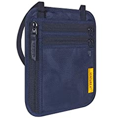 VENTURE 4TH delivers peace of mind for cruises, festivals, and international travel.       Our new Anti-Theft RFID-blocking travel passport holder offers style and security in one incredible package. Available in a variety of color opt...