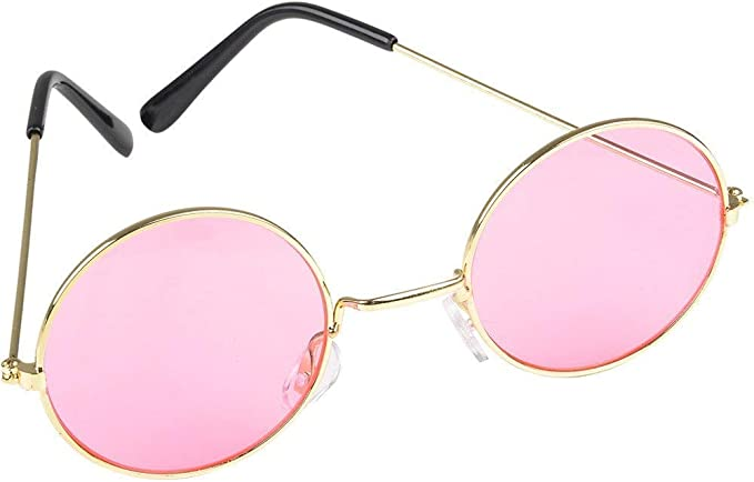 PAVILIA John Lennon Colored Sunglasses