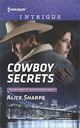 Cowboy Secrets (The Brothers of Hastings Ridge Ranch Book 3)