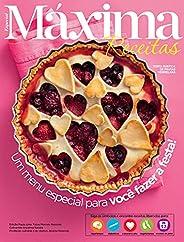 Revista Máxima Receitas - Um menu especial para você fazer a festa!