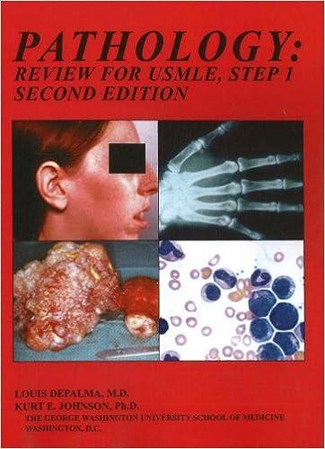 Pathology: Review for USMLE, Step 1, ed  2: 9781888308198