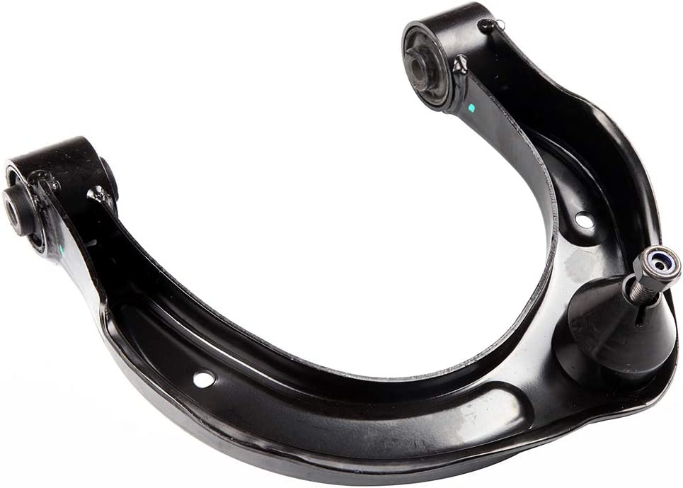 SCITOO 1pc-Front Suspension Part K621229 Upper Control Arm and Ball Joint Passenger Side for Hyundai Azera Sonata for Kia Amanti