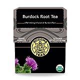 Burdock Root Tea - Organic Herbs - 18 Bleach Free Tea Bags