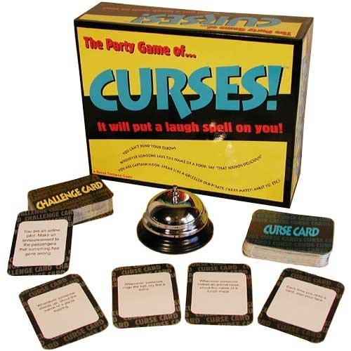 Worldwise Imports The party game of curses by Worldwise Imports