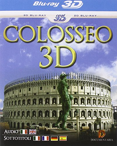 colosseo 3d (blu-ray 3d) () blu_ray Italian Import