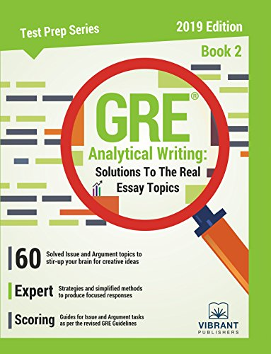 Small Essays In English Gre Analytical Writing Solutions To The Real Essay Topics  Book  Test  Prep Essay On Healthy Foods also Essay Topics High School Amazoncom Gre Analytical Writing Solutions To The Real Essay  An Essay About Health