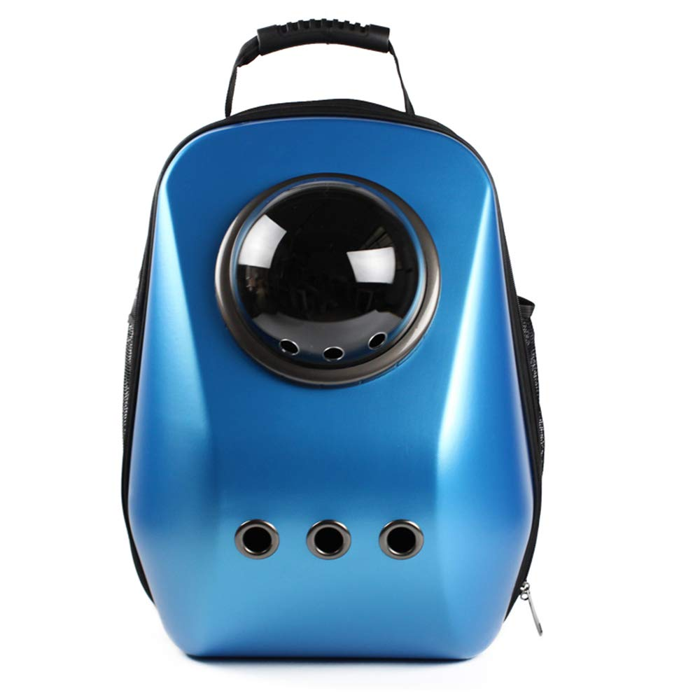 C Portable Travel Space Capsule Bubble Pet Carrier Waterproof Handbag Backpack for Cat and Small Dog Pet Carrier Backpack Dog Cat Out Backpack Pet Supplies,C