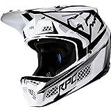 Fox Racing Rampage Pro Carbon Helmet White, S