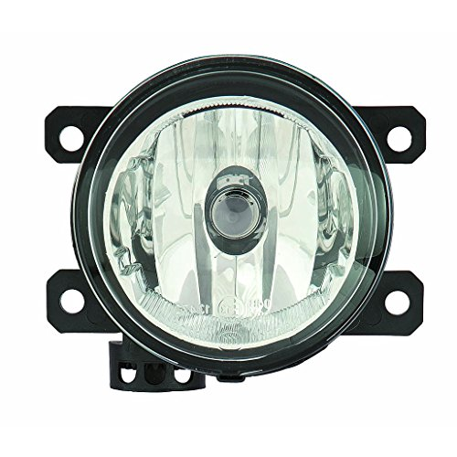 - Jeep Renegade 2015-2017 Driver or Passenger Side Foglight Assembly R=L (NSF Certified)