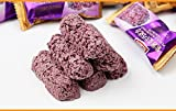 Chocolate Oats Energy Bars with Purple Sweet Potato Flavor 468g (16.5oz)