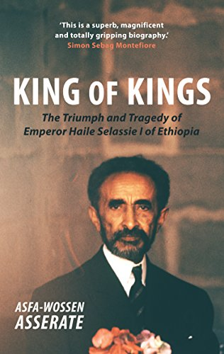 ethiopian king haile selassie biography book