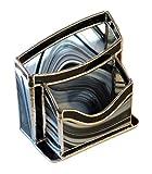 Stained Glass Desk Caddy by SlipperyFishStudio