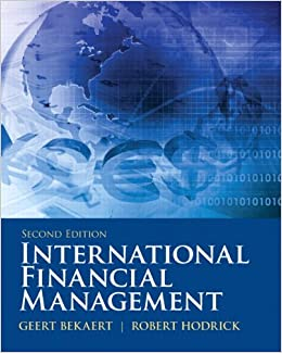 International Financial Management (Prentice Hall Series in Finance) 9780132162760 Higher Education Textbooks at amazon