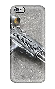 Durable Case For The Iphone 6 Plus- Eco-friendly Retail Packaging(assault Rifle)