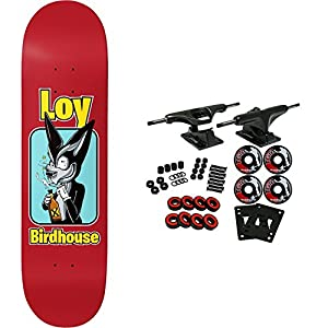 Birdhouse Skateboard Complete LOY OLD SCHOOL 8.38""