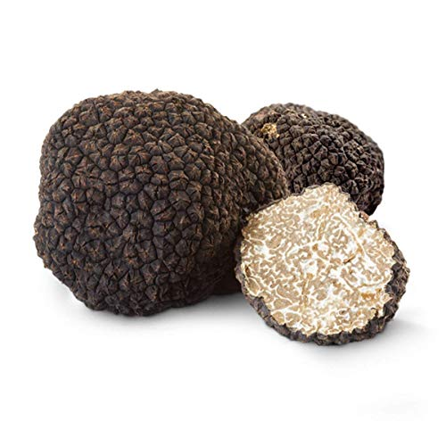 - Fresh Black Italian Summer Truffles (4 Ounce)