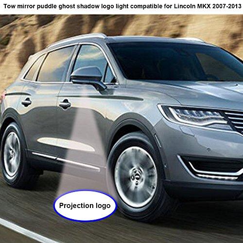 Compare Lincoln Mks And Mkz: Lincoln MKX Rear View Mirror, Rear View Mirror For Lincoln MKX