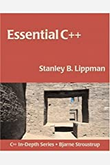 By Stanley B. Lippman - Essential C++: 1st (first) Edition Paperback