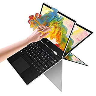 2 in 1 Laptop Windows 10 Laptop Computers,Ezbook X1 FHD Touch Screen Laptop Display 11.6 inch 6GB RAM 128GB ROM