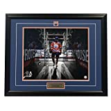 Connor McDavid Edmonton Oilers Rogers Place 'Protect This House' 31x25 Frame