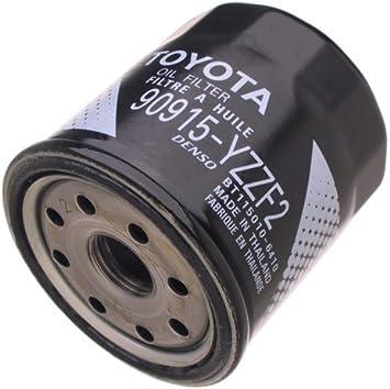 Toyota 4 CYL Vehicles Pontiac Vibe Scion 3 Oil Filter Genuine 90915YZZF1 Fits