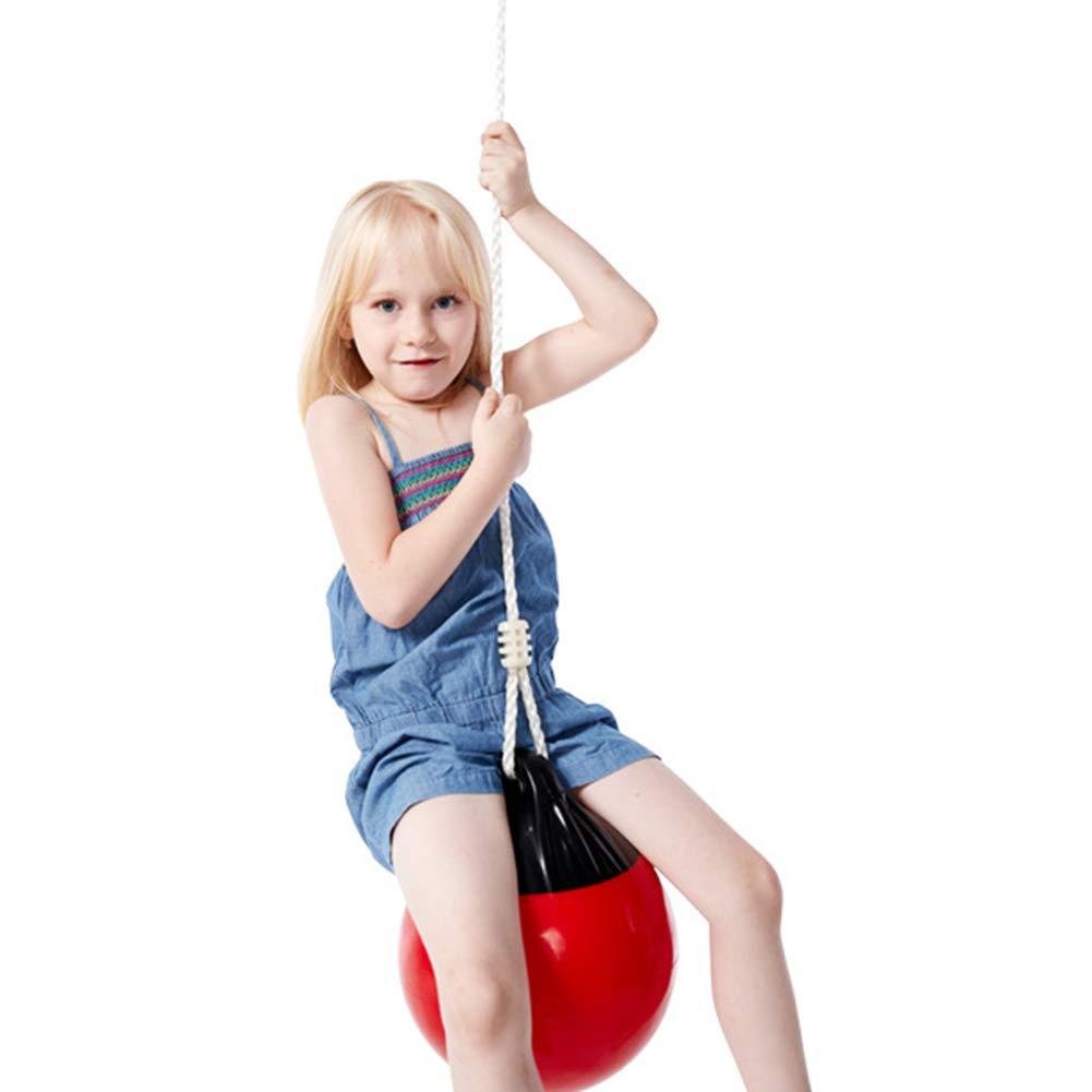 A RLF LF Kinder Innen PVC Schaukelsitz Ball Zum Schlafzimmer, Ungiftig, AntiSonne, Antialterung, Kinder Schaukeln, Einteiliges Formteil, PESeil, Spielplatz Spielzeug
