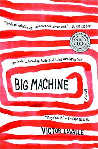 Search : Big Machine: A Novel