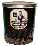 Bruce Julian Heritage Foods Balsamic Sweet Onion Jam Preserved in Collectible Drinkware - 13 Oz