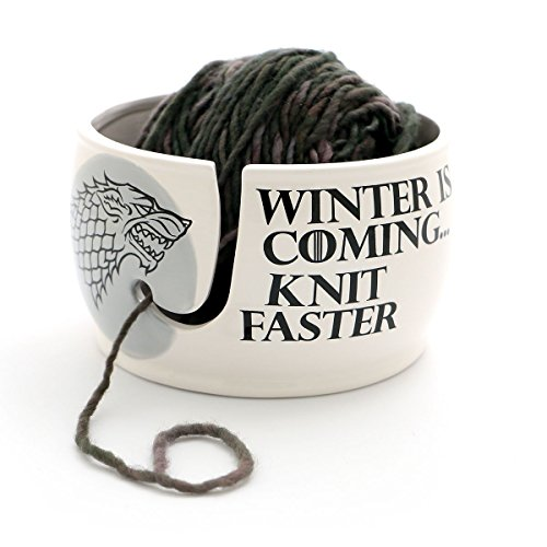 Game Thrones Knitting Yarn Bowl product image