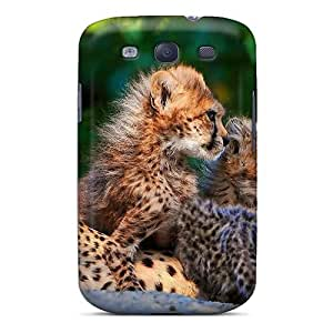 Protection Case For Galaxy S3 / Case Cover For Galaxy(content Family) by icecream design