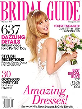 1-Year Bridal Guide Magazine Subscription