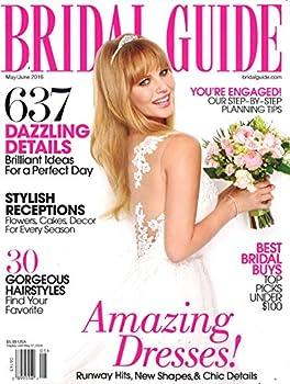 1-Yr Bridal Guide Magazines Subscription