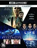 Coffret : Arrival + Life + Passengers - Edition 4K UHD [Blu-ray]
